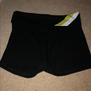 NWT Victoria's Secret Yoga Shorts Bundle!